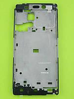 Передняя панель FLY IQ453 Quad Luminor FHD, черный, Оригинал #310101066