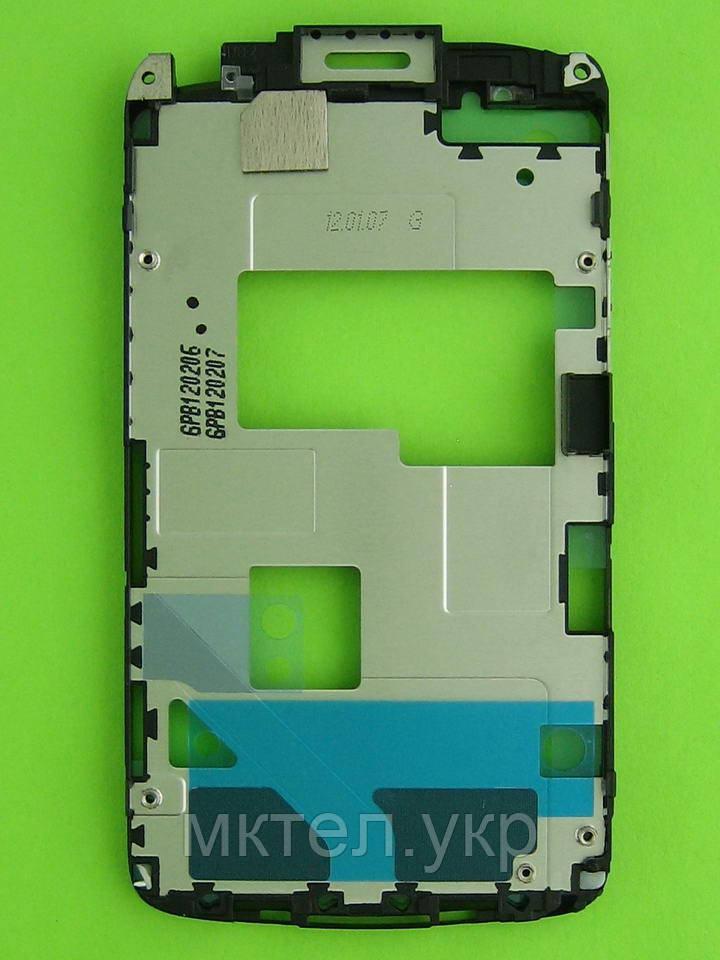 Передняя панель HTC Desire S S510e, черный orig-china