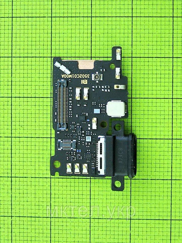 Плата разъема USB Type-C Xiaomi Mi6, Оригинал
