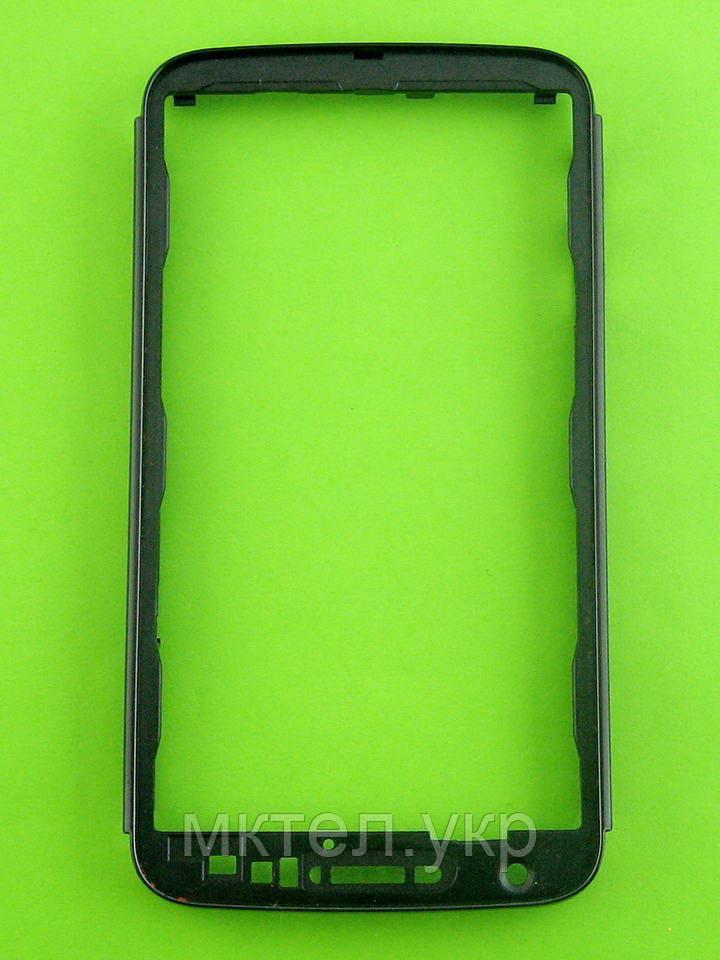 Передняя панель Motorola ATRIX 4G MB860, черный orig-china
