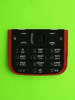 Клавиатура Nokia 5730, черный Оригинал #0265887
