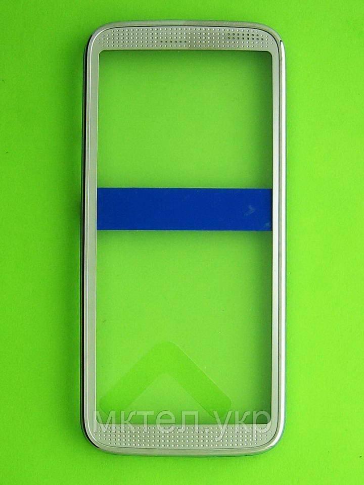 Передняя панель Nokia 5530, белый Оригинал #0255072