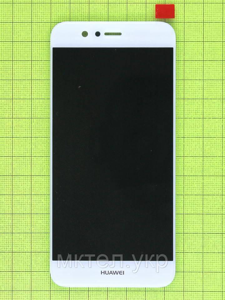 Дисплей Huawei Nova 2 (PIC-LX9) с сенсором, белый self-welded