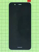 Дисплей Huawei Nova 2 (PIC-LX9) с сенсором, черный self-welded