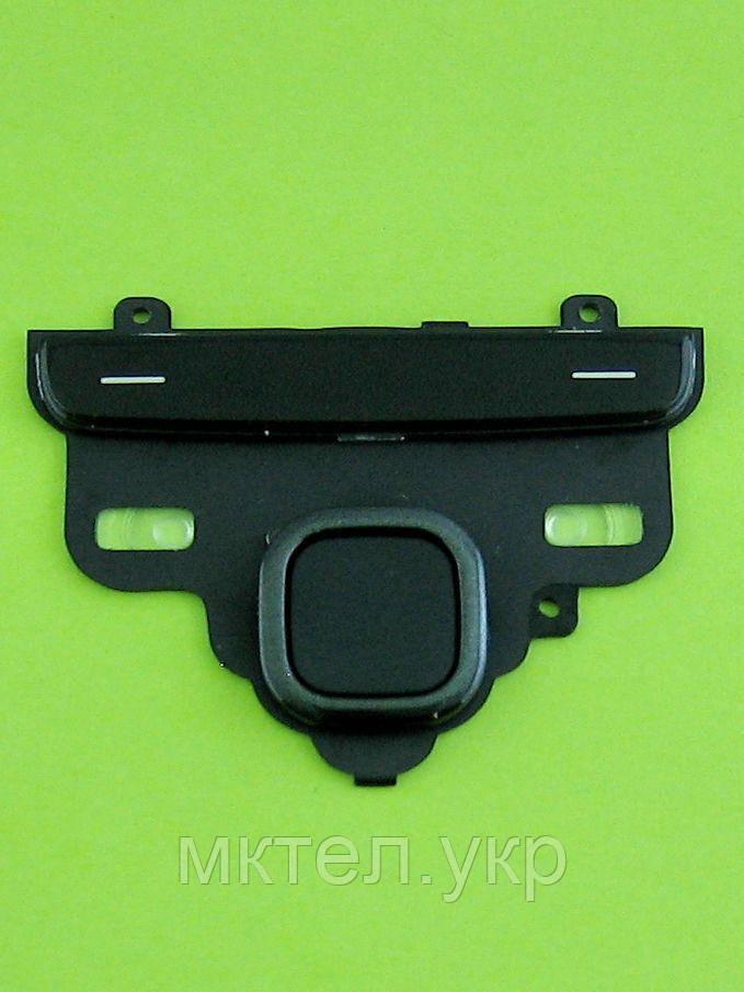 Клавиатура Nokia C2-05 функциональная, черный Оригинал #9792M26