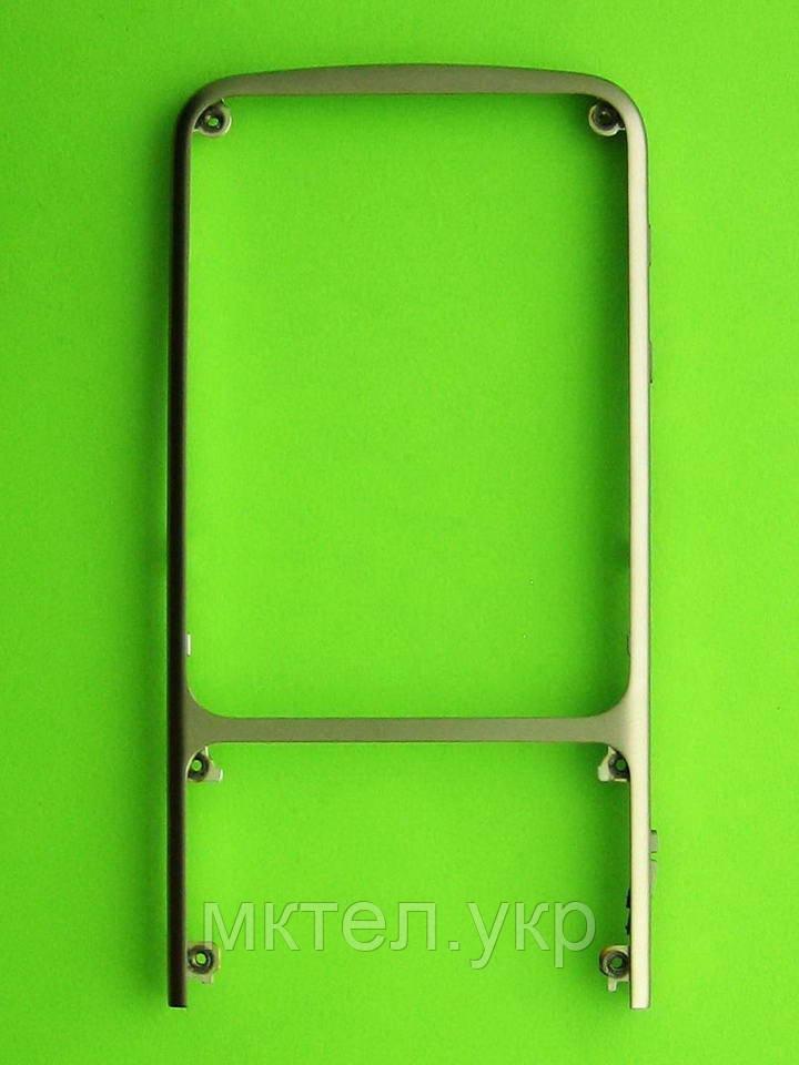 Передняя панель Nokia C3-01 без стекла, золотистый Оригинал #0258394