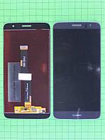 Дисплей Huawei Nova Plus с сенсором, черный self-welded