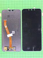 Дисплей Huawei P Smart plus с сенсором, черный copyAAA