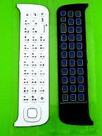 Клавиатура Nokia N97 qwerty, белый Оригинал #9790C58