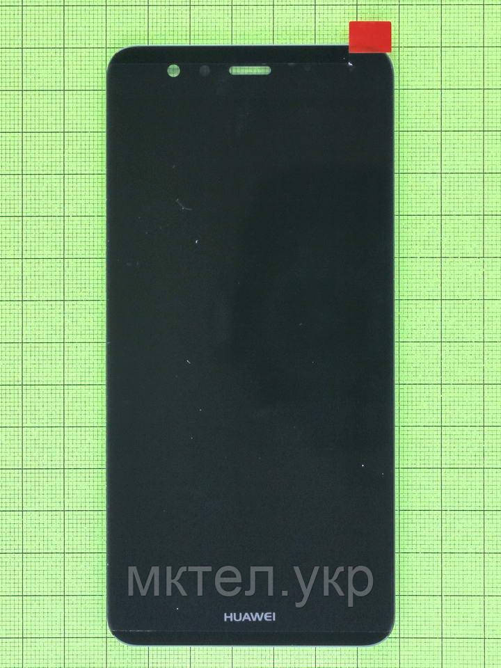 Дисплей Huawei P10 Lite с сенсором, черный orig-china