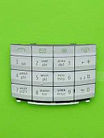 Клавиатура Nokia X3-02, лиловый, Оригинал #9791S29
