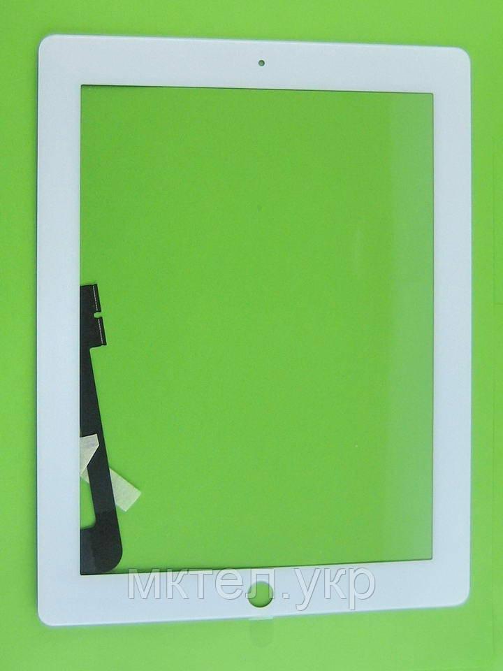 Сенсор iPad 3 белый copy