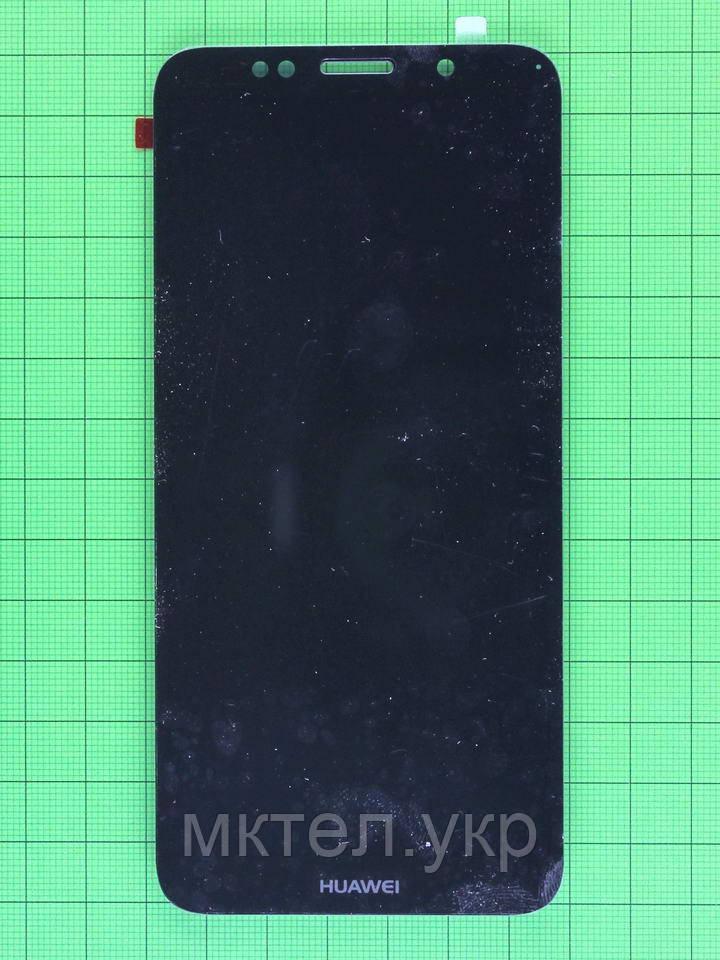 Дисплей Huawei Y5 2018 с сенсором, черный self-welded