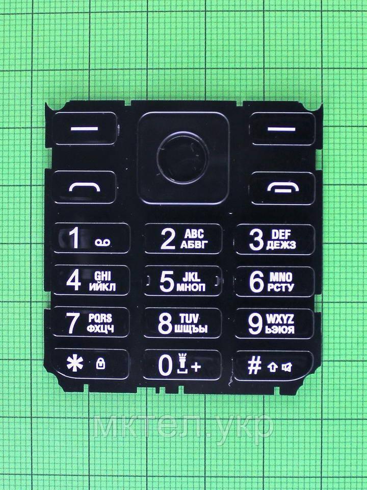 Клавиатура Nomi i249, черный Оригинал
