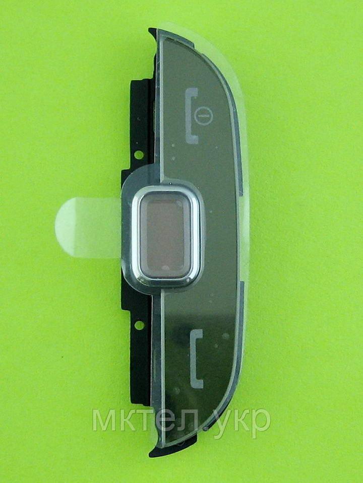Клавиатура Samsung B5722 Duos функциональная, серый Оригинал #GH98-14708A