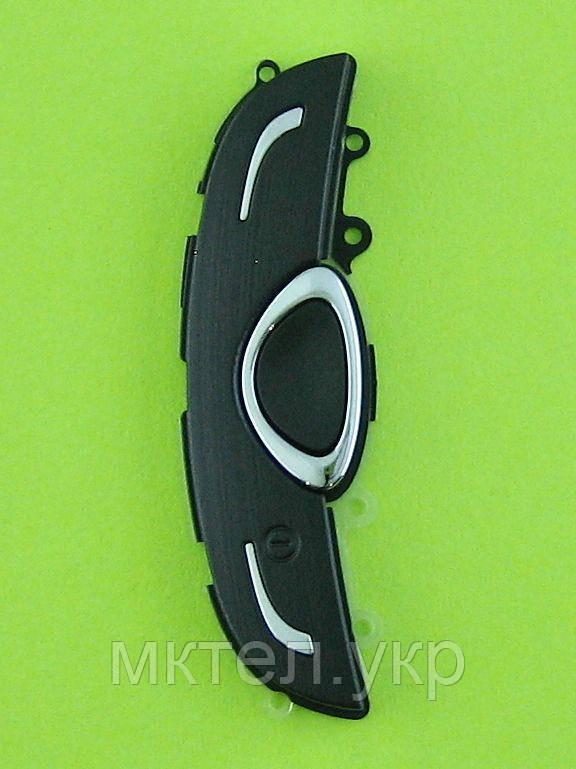 Клавиатура Samsung S3370 Corby 3G функциональная, черный Оригинал #GH98-16943A