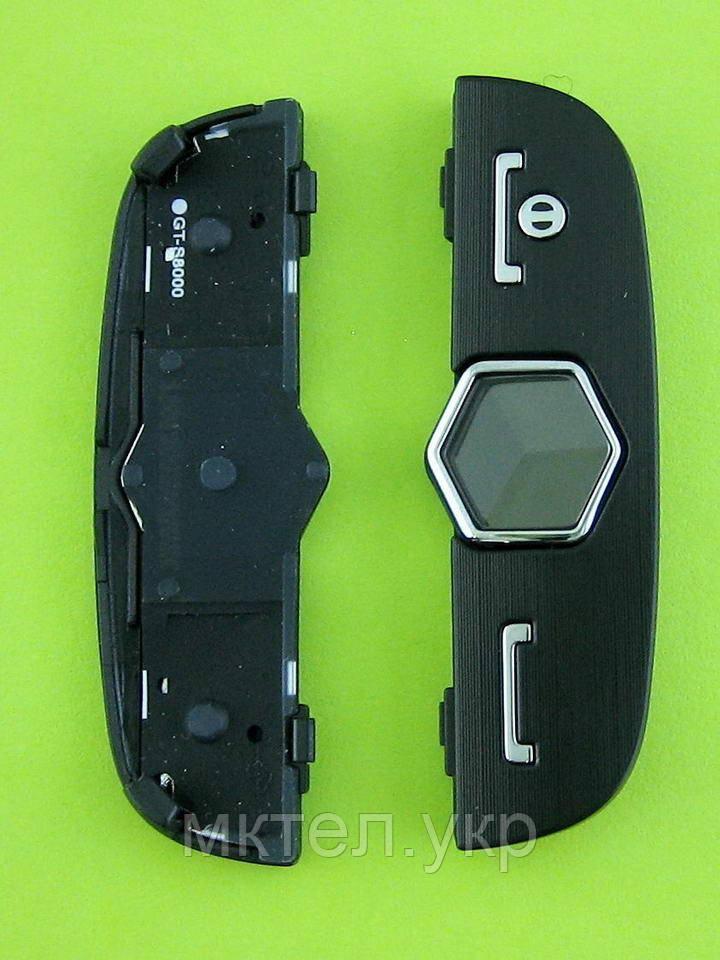 Клавиатура Samsung S8000 Jet функциональная, черный Оригинал #GH98-12397A