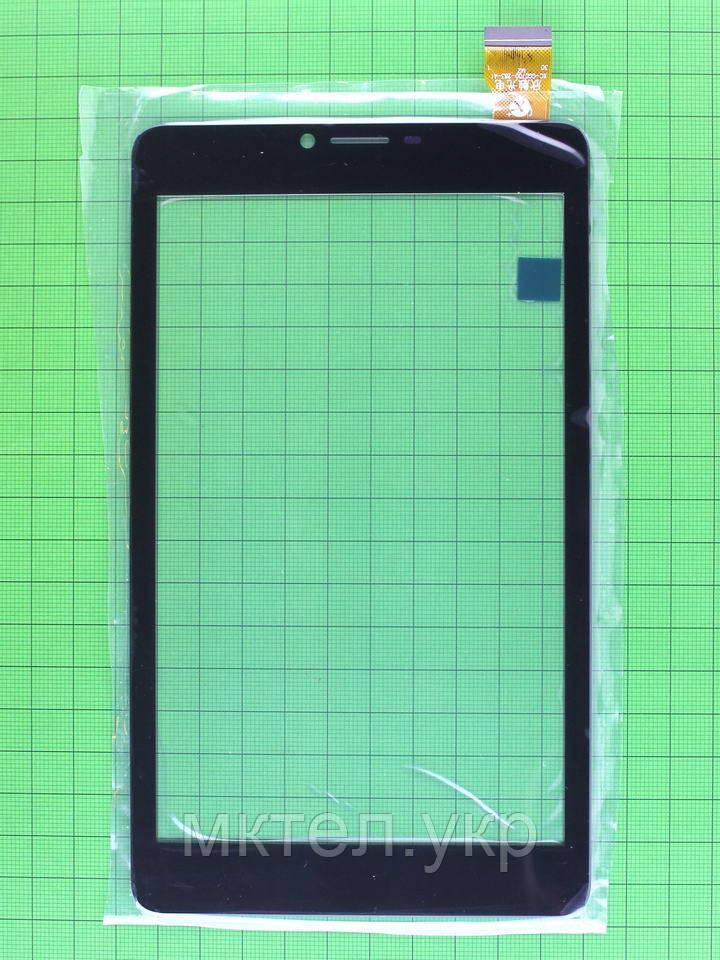 Сенсор Nomi C070034 Corsa 4 LTE 7'', черный Оригинал