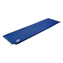 Самонадувающийся коврик Nils Camp NC4301 183x54.5x2.5 см Blue