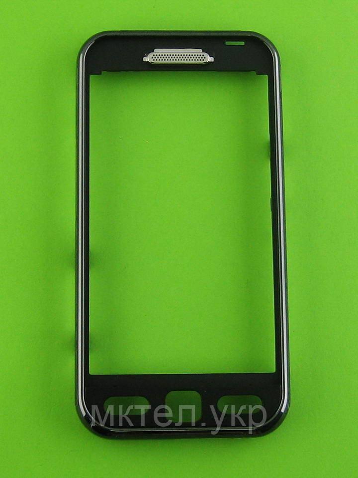 Передняя панель Samsung S5230 Star, черный orig-china