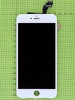 Дисплей iPhone 6 plus с сенсором, белый orig-china