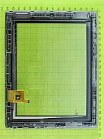 Сенсор Prestigio MultiPad Note 8.0 PMP7880D3G DUO с панелью, черный Оригинал