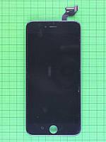 Дисплей iPhone 6S plus с сенсором, черный copyAA (LT)