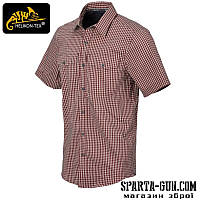 Сорочка Covert Concealed Carry - Dirt Red Checkered
