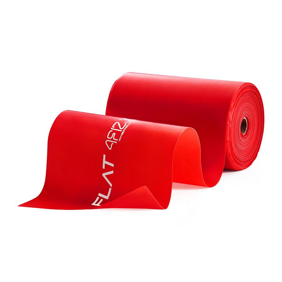 Лента-эспандер для спорта и реабилитации 4FIZJO Flat Band 30 м 2-4 кг