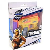 Игрушечное оружие Hasbro Nerf Бластер Fortnite Microshots Микро AR-L (E6741_E6750), фото 1