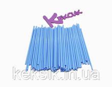 Lollipop голубые укр - 50 шт