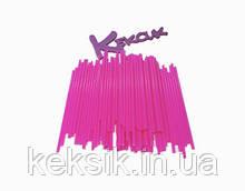 Lollipop розовые укр - 100 шт