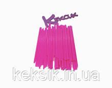 Lollipop розовые укр - 25 шт