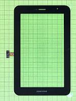 Сенсор Samsung Galaxy Tab 7.0 Plus P6200, черный copyAA