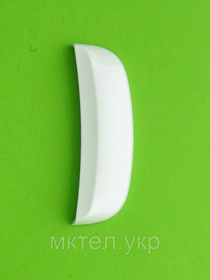 Декоративная нижняя накладка Nokia C2-03, белый, Оригинал #0258764