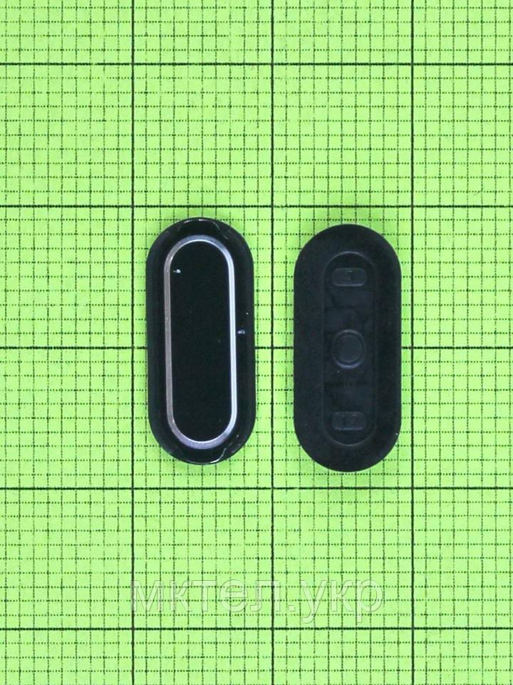 Кнопка Home Samsung Galaxy J7 2016 J710F, черный copyAA