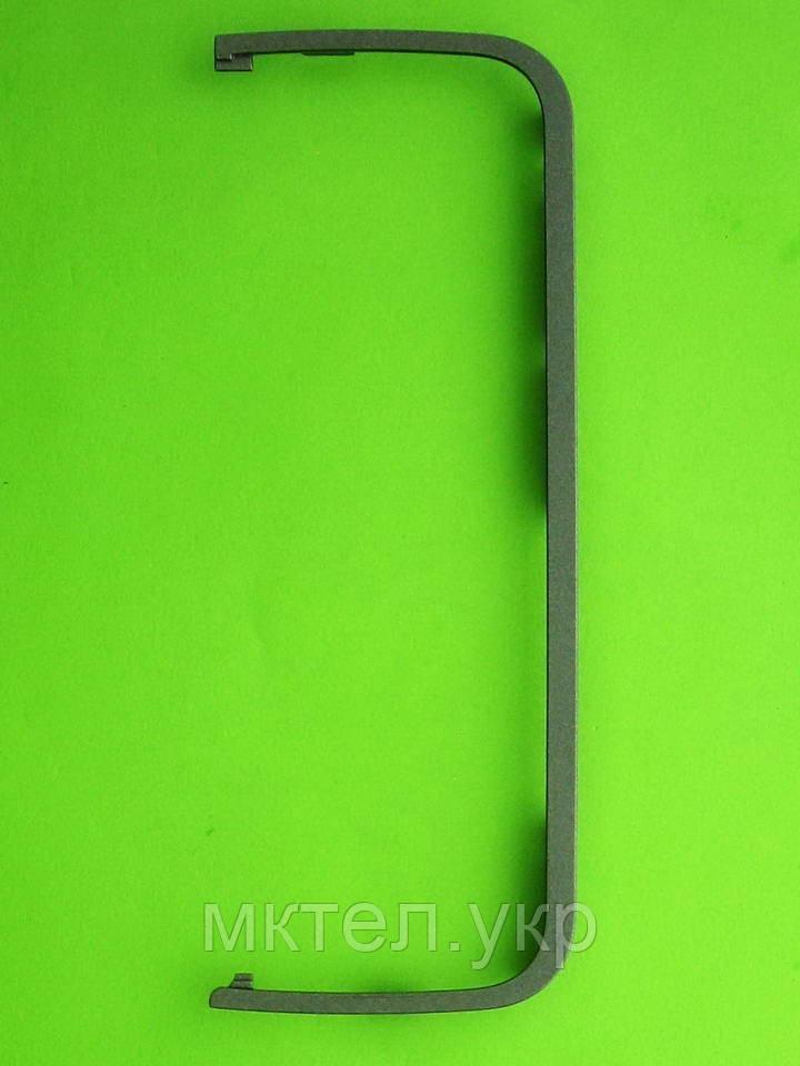 Рамка qwerty клавиатуры Nokia 5730, серый Оригинал #9461826