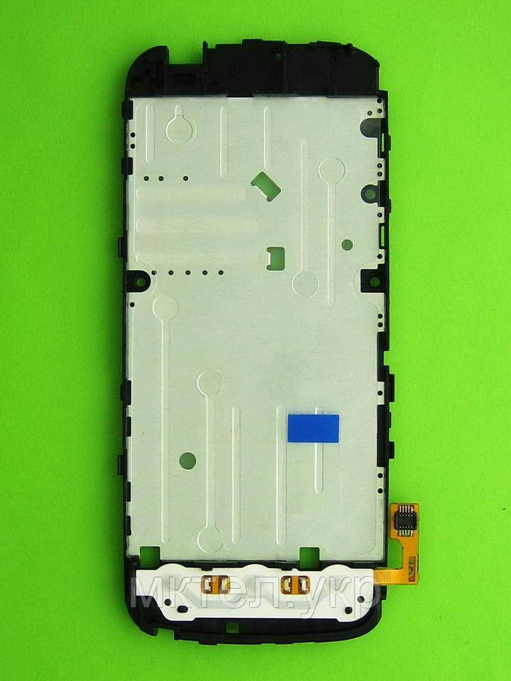 Рамка дисплея Nokia 5800 с клавиат. платой, orig-china