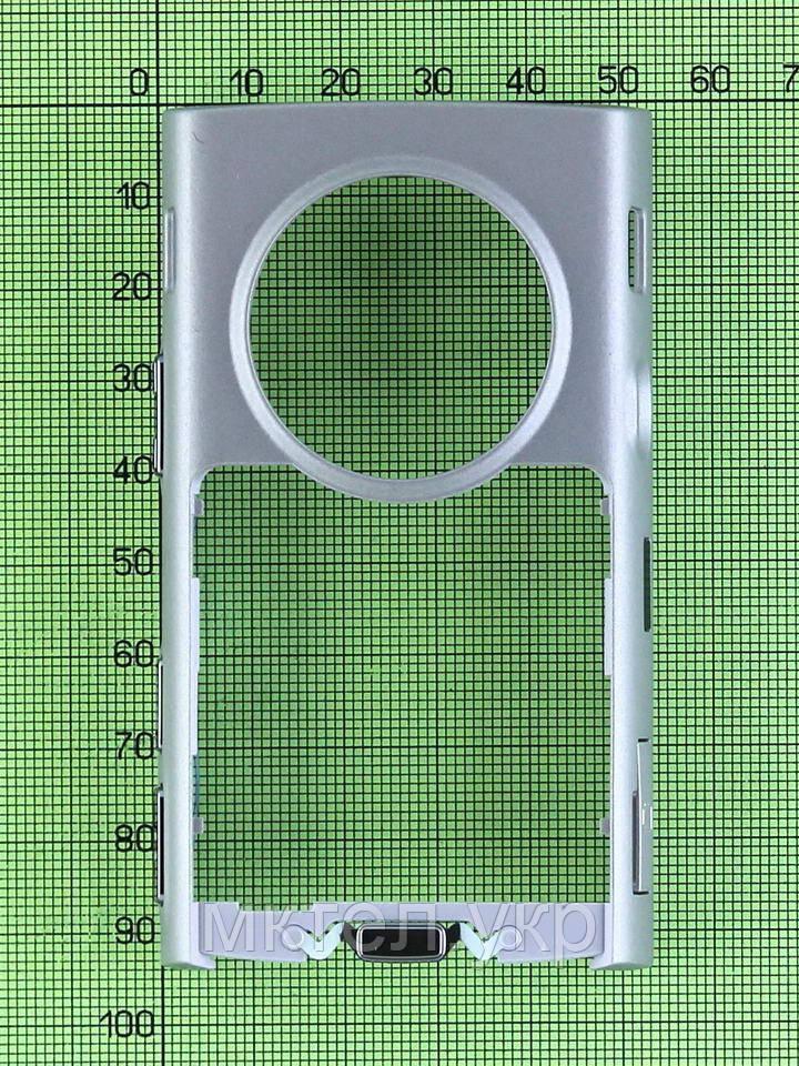 Рамка корпуса Nokia N95 задняя, песочный Оригинал #0251110