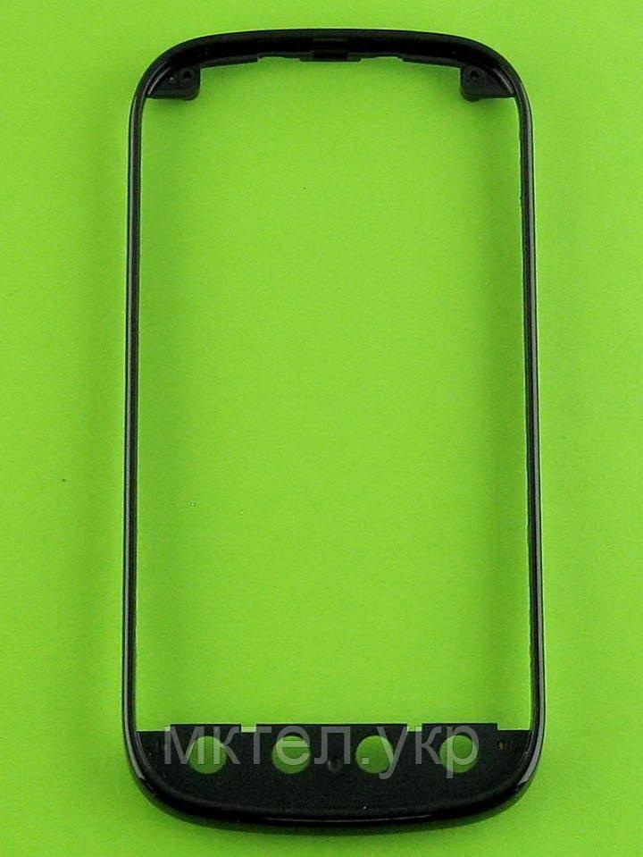 Рамка перед. панели Samsung Google Nexus S i9023, черный orig-china