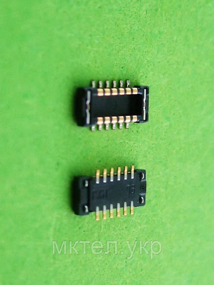 Коннектор шлейфа кнопки включения iPhone 4G, copy