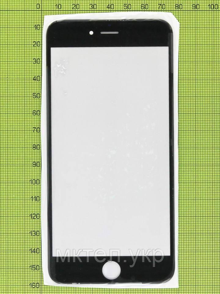 Стекло сенсора iPhone 6 plus, черный orig-china
