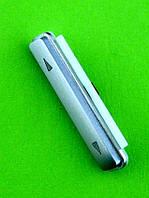 Кнопка громкости Nokia X7, серебристый Оригинал #02659M1