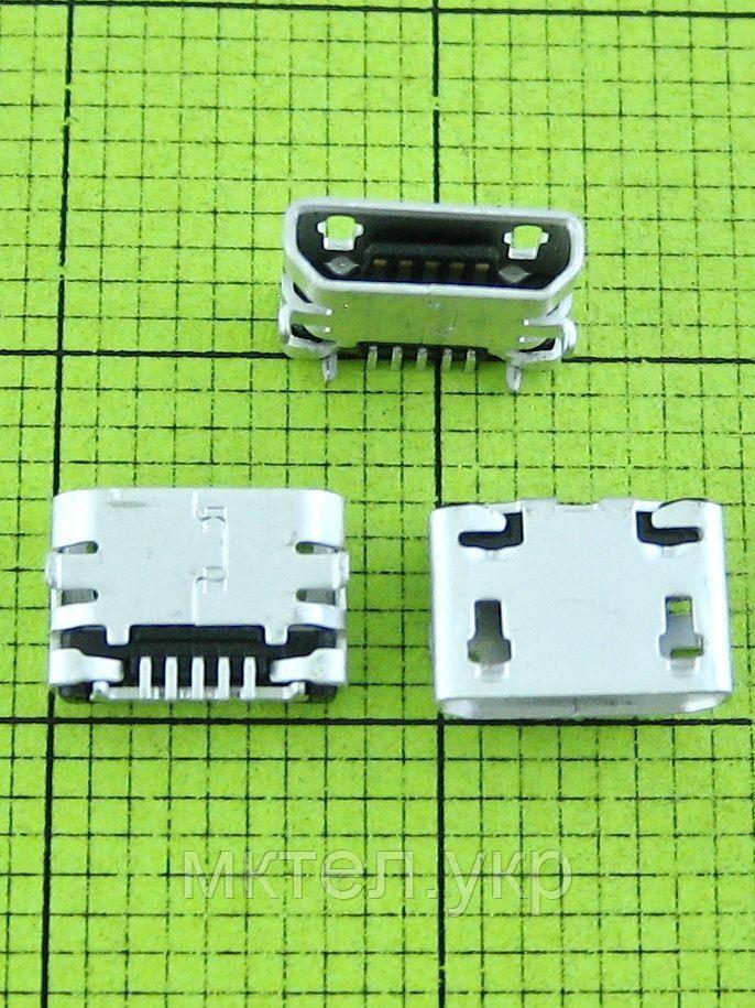 Разъем USB FLY IQ4415 Quad Era Style 3 5pin, orig-china