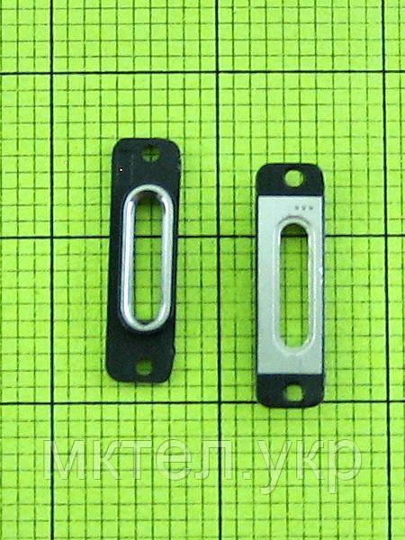 Рамка разъема зарядки iPhone 5S, белый orig-china