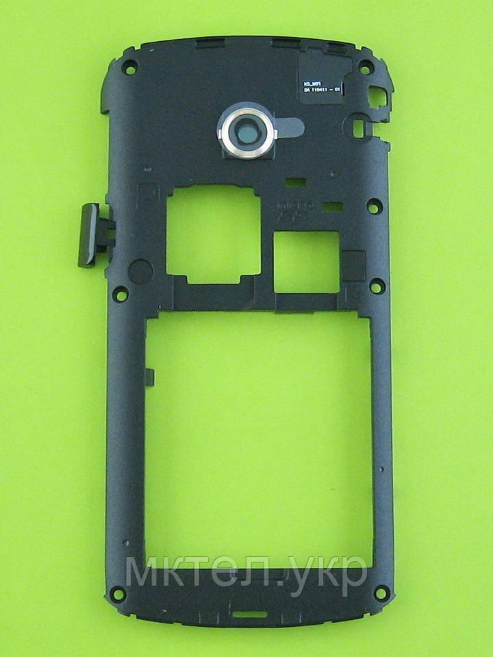 Средняя часть FLY IQ280 Tech, черный Оригинал #M071B009011