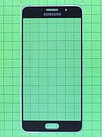 Стекло сенсора Samsung Galaxy A5 2016 A510 Черный copyAA