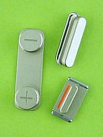 Комплект кнопок, 3 шт. iPhone 5S, золотистый orig-china