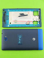 Корпус HTC 8S Rio A620e в сборе, HTC version, голубой orig-china