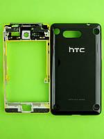 Корпус HTC Gratia A6380, черный orig-china